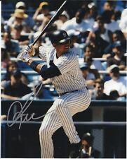 Alex Rodriguez New York Yankees autographed 8x10 photograph RP