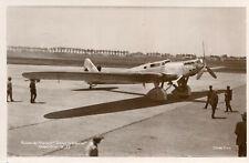 Aviation Avion de record Trait d'Union DEWOITINE D 33 Moteur Hispano Suiza