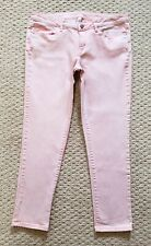 "Chip & Pepper ""Syd Skinny Capri"" Jeans in Pink Womens/Juniors Sz 31 Inseam 25"