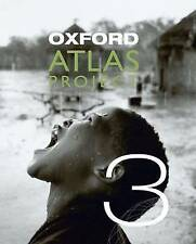 OXFORD ATLAS PROJECT 3 BNew PB+CD secondary students maps visual dictionary