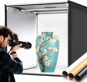 Samtian Large Photo Light Tent 80cm 32 In Photography Studio Photo Box BNIB