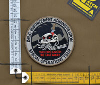 """Ricamata / Embroidered Patch Sabotage """"Dea"""" with VELCRO® brand hook"""