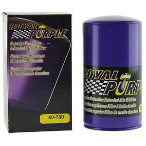 Royal Purple® 40-780 Extended Life Oil Filter for 89+ Ram Cummins 5.9 6.7 Diesel