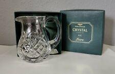 More details for vintage marks & spencer loire crystal jug