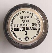 Bobbi Brown ~ Face Powder ~ Mini 6g ~ 3 Golden Orange