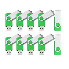 10 Lots 16GB USB Sticks U Laufwerke Thumb Pen Laufwerke Memory Stick U Dish