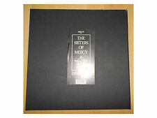 """The Sisters Of Mercy -  Dominion - 12"""" Box - Poster - Limited Edition"""