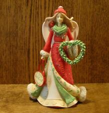 "The Heart of Christmas #6001398 DECK THE HALLS ""FALALALALA"", by Karen Hahn NIB"