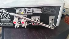 FM Radio/Hi-Fi/DAB Telescopic Aerial Antenna with male Coax/Coaxial Plug
