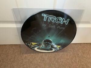 "Daft Punk - Tron  12"" RARE PICTURE DISC"
