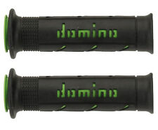 DOMINO PUÑOS RACING XM2 PERFORADO SUPER SOFT NEGRO-VERDE MV AGUSTA BRUTAL