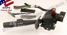 SM229A Turn Signal Wiper Dimmer Hazard Multifunction Switch W/O Cruise 96-02