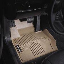 BMW X3 2011 All-Weather Front Floor Liners- Beige  82112293587