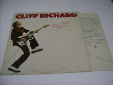 CLIFF RICHARD - ROCK'N'ROLL JUVENILE - LP VINYL 1979