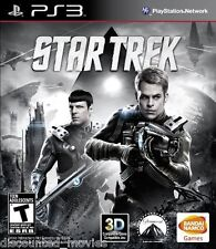 NEW Star Trek: The Game  (Sony Playstation 3, 2012) PS3 US SELLER US VERSION