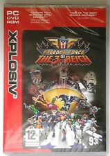 La libertad vigor Vs The 3rd Reich Pc Dvd-rom Rpg Comic Book de estilo Nuevo Y Sellado