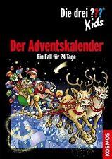 Die drei ??? Kids: Der Adventskalender (drei Fragezeichen): Ein Fall für ... /4