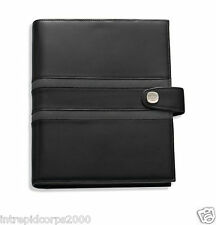 Cross Personal Agenda 1846  Ebony Black Italian Leather 2014/2015 .A great Gift