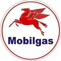 Vintage Mobil Gas Oil Pegasus Left Facing The Best!!