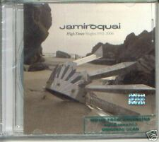 JAMIROQUAI HIGH TIMES GREATEST HITS SEALED CD NEW BEST