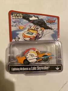 Disney Pixar Cars - Star Wars - Lightning McQueen as Luke Skywalker - 2013