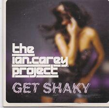 The Ian Carey Project-Get Shakey  cd maxi single 6 tracks cardsleeve