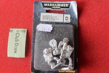 Juegos taller Warhammer 40k Orks Tankbustas x2 Nuevo Y en Caja de Metal Tanque dos horas WH40K
