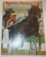 Sports Illustrated Magazine Nevele Pride Hambletonian August 1968 121914R