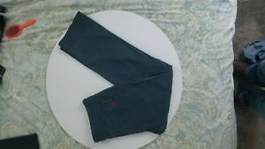 Browning Men Graham Pants Heritage Fit Hunting Color Midnight Navy Size 38 x 32