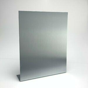 Bleche aus Titanzink   Stärke 0,7 mm  KOSTENLOSER VERSAND & WUNSCHZUSCHNITT