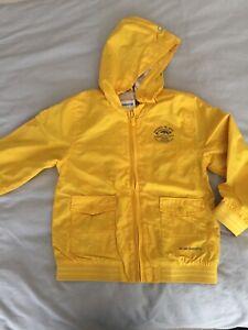 Boys Mayoral Windbreaker Coat Size 5 Years New No Tags