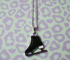 Enamel Silver Plated Statement Costume Necklaces & Pendants