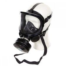 Schutzmaske FERNEZ Filter Gasmaske ABC Schutz Militär Atemschutz Armee schwarz