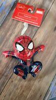 "Hallmark Spiderman  Decoupage 3.5"" Christmas  Ornament"