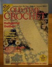 APR013 OLD TIME CROCHET MAGAZINE, SUMMER 2000