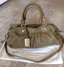 MARC BY MARC JACOBS Classic Q GROOVEE Large Satchel Bag
