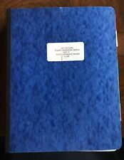 Airlines Manual Ebay