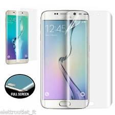 Pellicola Curva per Samsung Galaxy S6 Edge G925 Copertura Bordi Display Silicone