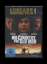 DVD NO COUNTRY FOR OLD MEN - JOEL + ETHAN COEN *** NEU ***