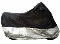Motorcycle Waterproof Covers Lightweight H2Out Motorbike Rain & Sun Cover Medium