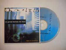CHARLELIE : LE GRAND BUREAU DU HAUT [ CD SINGLE PORT GRATUIT ]