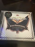 FOO FIGHTERS - IN YOUR HONOUR - 2 X CD SET - BEST OF YOU / DOA / RESOLVE +