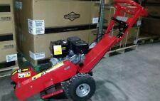 New Stump Grinder 15hp Gas Walk Behind 420cc 3600 Rpm 12 Cutting Wheel Wood