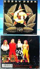 Gorky Park - II Moscow Calling (CD,1992,Panam Nippon Crown,Japan) CRCR-6040 RARE
