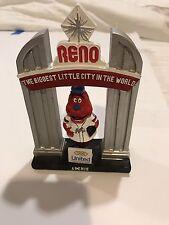 Reno Aces Archie Bobblebelly  SGA 2016 bobblehead Rare