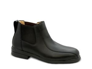 Blundstone 782 Men's Safety Work Boots Dress (Steel Toe, Heat, Oil, Acid/Resist)