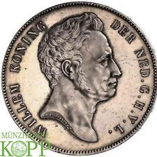 AB4895) Niederlande-Königreich, Wilhelm I.  2 1/2 Gulden 1840