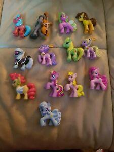 Bundle Mini Vinyl My Little Pony Figures Hasbro