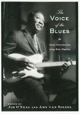 VOICE OF THE BLUES Interviews book Muddy T-Bone Reed Little Walter Estes SIGNED