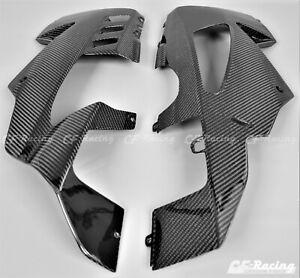 Aprilia RSV4 RR/RF Belly Pan (2015-2019) - 100% Carbon Fiber